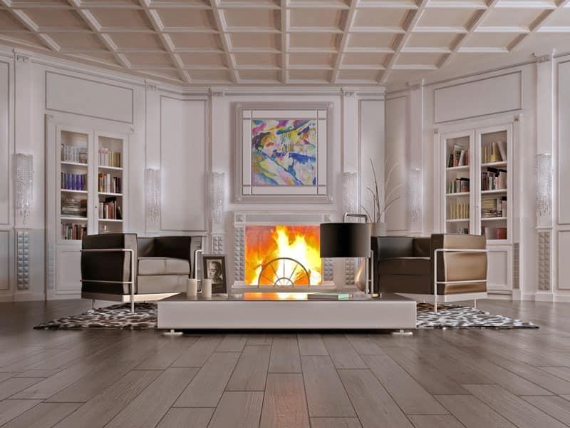 klassische designer mobel von turati boiseries, klassisch modernen stil boiserie | idfdesign, Design ideen