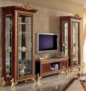 schrankwand wohnzimmer klassisch gallery of ideen ikea bett schone ikea bett schrankwand schon. Black Bedroom Furniture Sets. Home Design Ideas