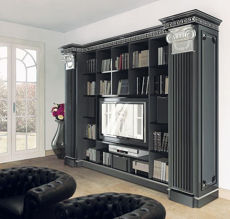 tv st nder f r zeitgen ssische klassische wohnzimmer f r villen idfdesign. Black Bedroom Furniture Sets. Home Design Ideas