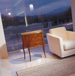 Art. 01, Holzgehäuse für den klassischen Stil Häuser