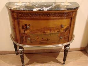 Art. 35, Klassische Möbel für das Haus, mit Holzeinlagen