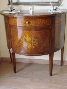 Art. 35, Klassische Möbel für den Eingang, in Briar, für Heim