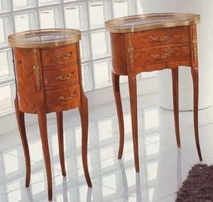 Art. 55, Holzgehäuse, bohnenförmigen, klassischen Stil