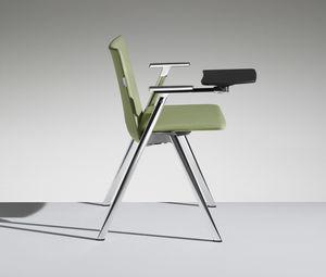 HL3 3, Stuhl mit Schreibtafel für Konferenzräume