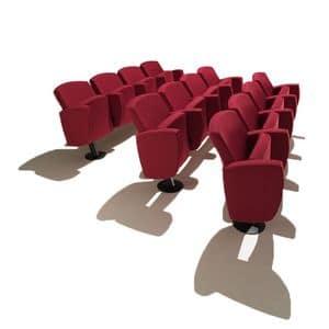Kadenza, Sitzreihe für Konferenzraum