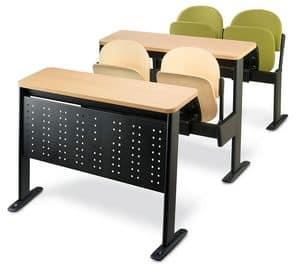 Oxford, Sitzsystem für Universitäten, Klappsitz