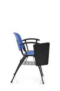 Seating 233, Aufsteckbarer PVC-Stuhl für Konferenzräume