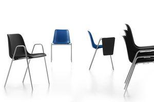 Vicenza, Stuhl für Konferenzen ausgestattet