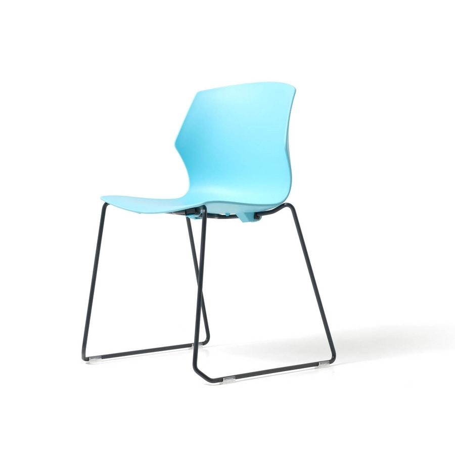 Stuhl Fur Konferenzraum Mit Stuhl Stapelbar Idfdesign