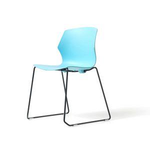 No Frill Kielboden, Stuhl für Konferenzraum, mit Stuhl, Stapelbar