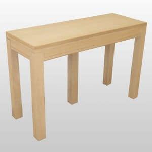 James, Holz consolle, erweiterbar mit vier Erweiterungen