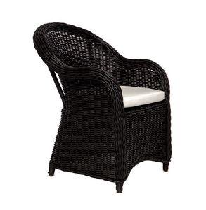 Wapiti 4319, Wooven Sessel für Garten und Terrasse
