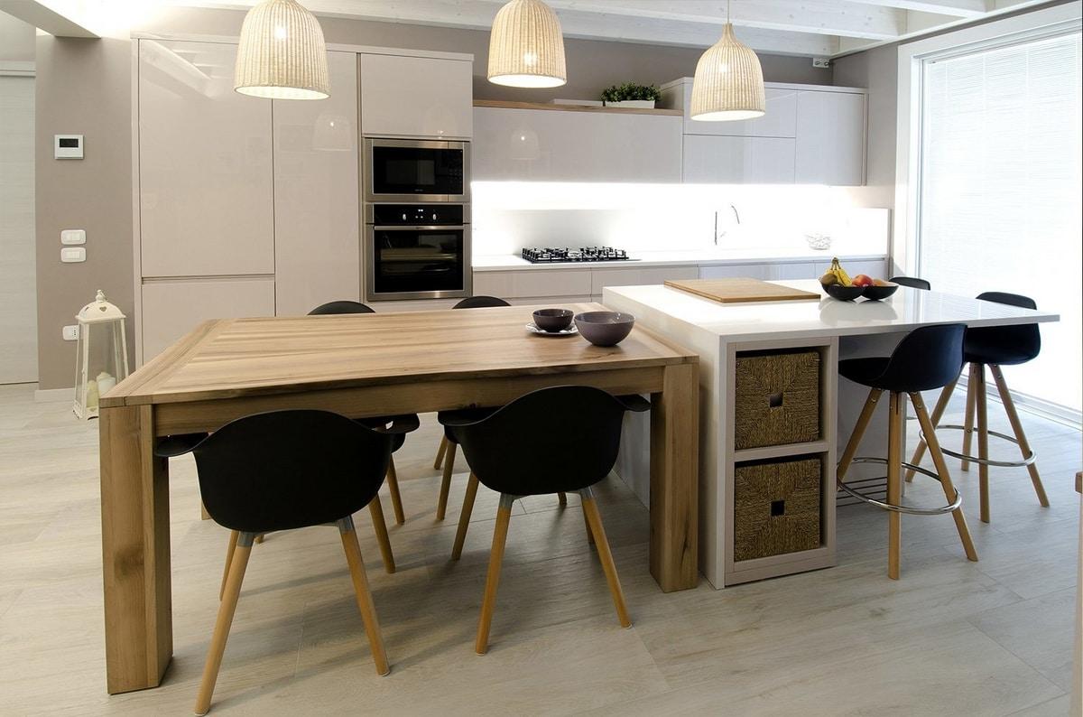 Küche ohne griffe