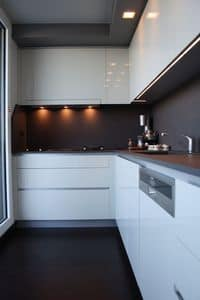 SLIM, Cunina Design in hochwertigen Materialien, stilvolle Oberflächen