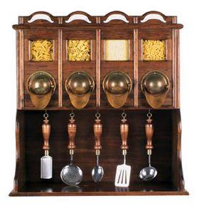 Art. 419, Hängeschrank für rustikale Küchen