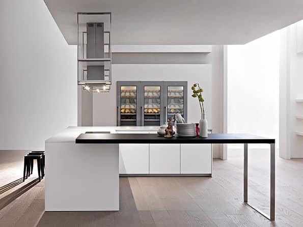 hi line 6 raffinierte k che wohnzimmerm bel idfdesign. Black Bedroom Furniture Sets. Home Design Ideas