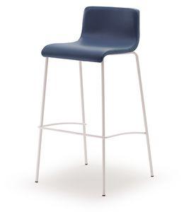 SG 353, Fester Hocker mit Holzsitz