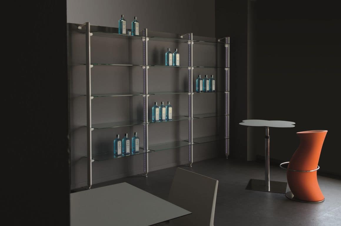 Hula Op, Moderne Barhocker, in Polyethylen, für Mode Bar