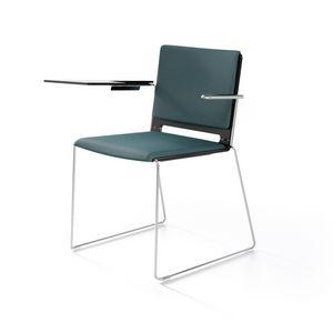 Multi con braccioli, Moderne Sessel mit Armlehnen, für Vertrag und nach Hause
