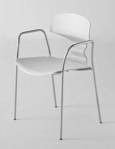 Tolo TB, Design Stuhl mit Armlehnen
