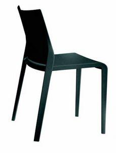 388 Riga, Stuhl aus Polypropylen, stapelbar