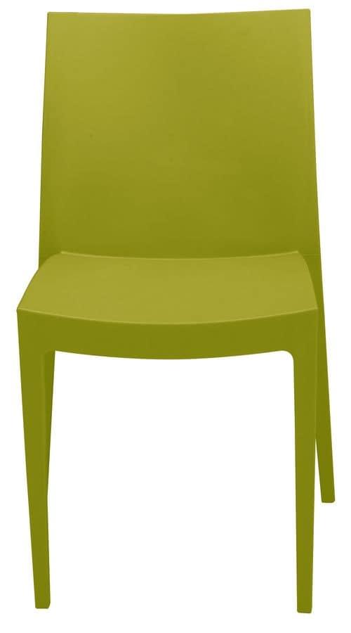SE 6224, Lehrstuhl für Kunststoff der varios Farben für den Außenbereich und die Bar