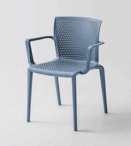 Spyker B, Stapelbarer Stuhl für Bars und Restaurants