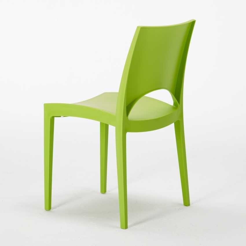 Stapelbarer Küchenstuhl aus Polypropylen   IDFdesign