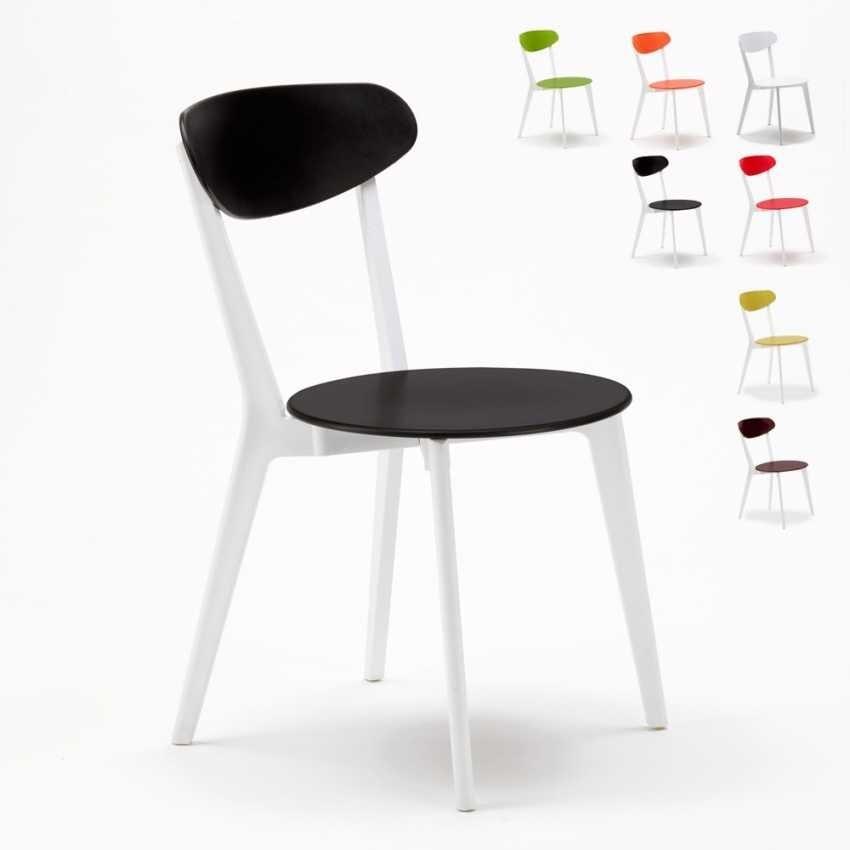 Stapelbarer Vintage Stuhl | IDFdesign