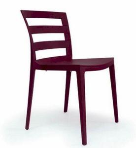 Town, Stapelbarer Stuhl aus Polypropylen