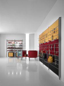 Contemporary - Möbel für Accessoires-Shops, Komplette Möbel für den Zubehörladen
