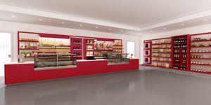 Revolution - Möbel für die Bäckerei, Möbel speziell für die Bäckerei