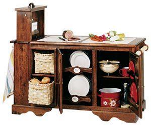 Art. 368, Küchenschrank mit Arbeitsplatte