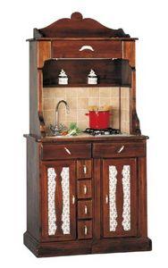 Art. 378, Küchenzeile für rustikale Küchen