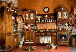 Maggi Massimo, Küchen