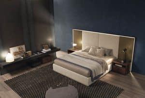design 50er doppelbett einfach und elegant idfdesign. Black Bedroom Furniture Sets. Home Design Ideas