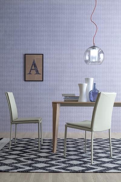 gestalten sie gepolsterter stuhl ohne armlehnen idfdesign. Black Bedroom Furniture Sets. Home Design Ideas