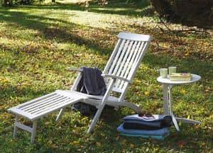 Bild von 950C Lido chaise longue, liegestuehle
