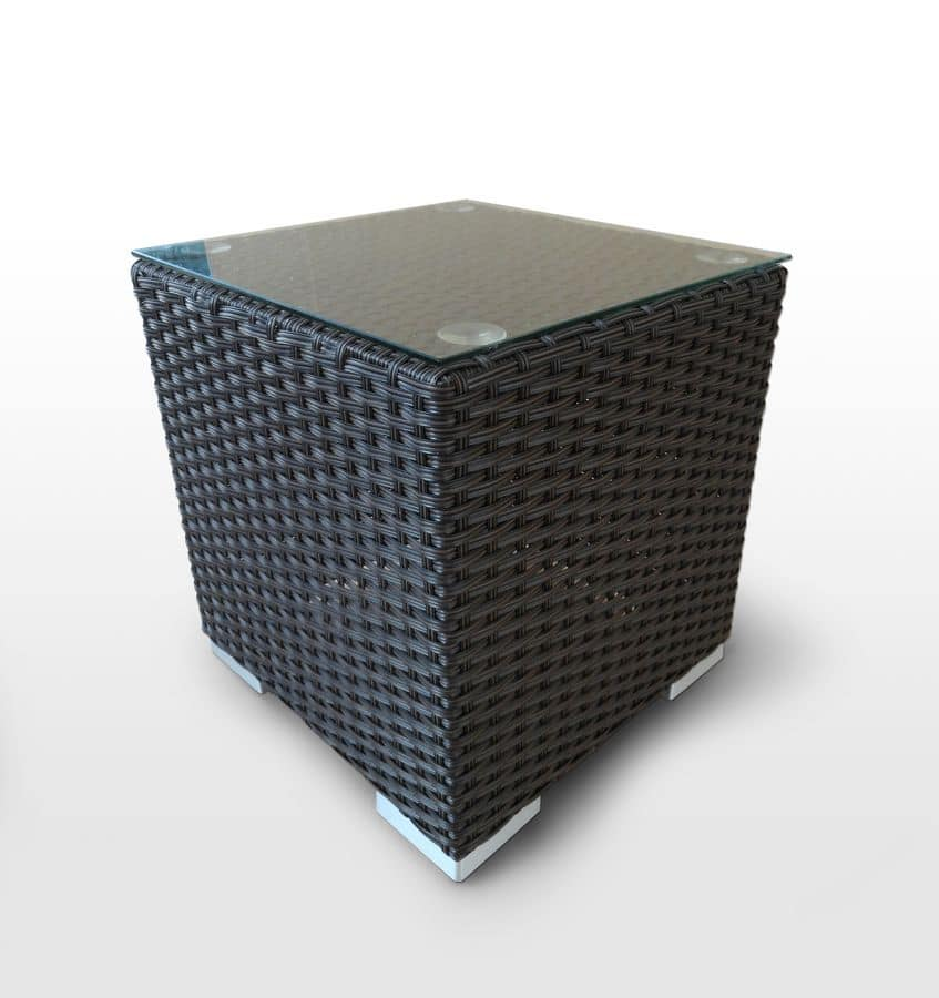 rattan liegest hle f r terrasse und garten idfdesign. Black Bedroom Furniture Sets. Home Design Ideas
