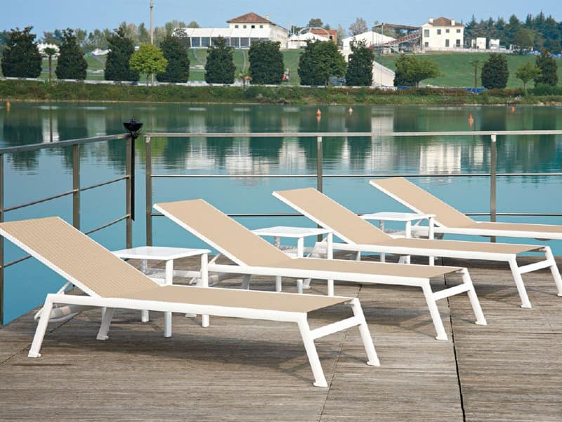 MALINDI SUNLOUNGER 605/06 Lettino, Liegen Beauty-Center ...