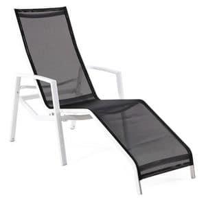 Victor entspannen Bett, Aluminium Bett, synthetische Netzsitz
