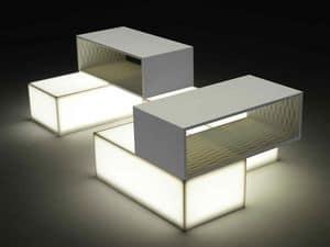 Bild von Light Step, geeignet f�r lesesaal