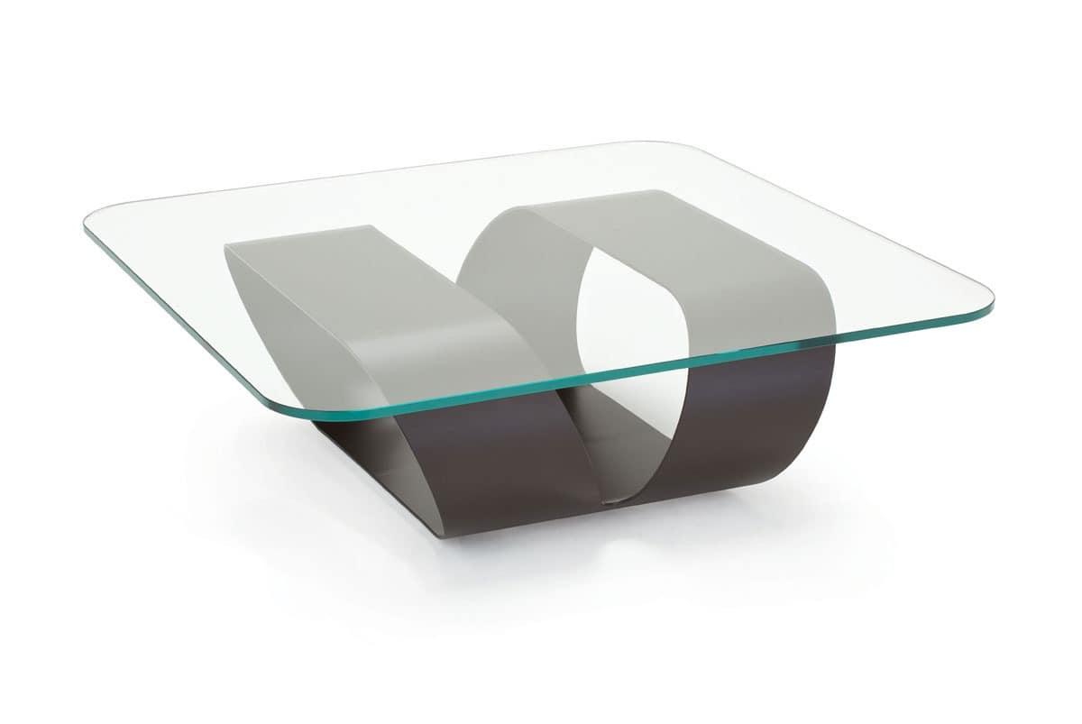 Kleiner tisch mit geradliniges design f r moderne bar for Moderne couchtische design