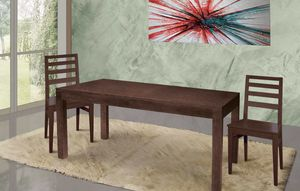 Art. 669, Holztisch für modernen und raffinierten Wohnbereich