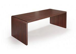 Frank, Rechteckiger Tisch aus Rosenholz