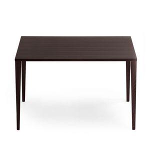Paris 6103, Rechteckiger Holztisch 120x80