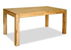 Tisch mit Holzplatte, Tisch mit Holzplatte