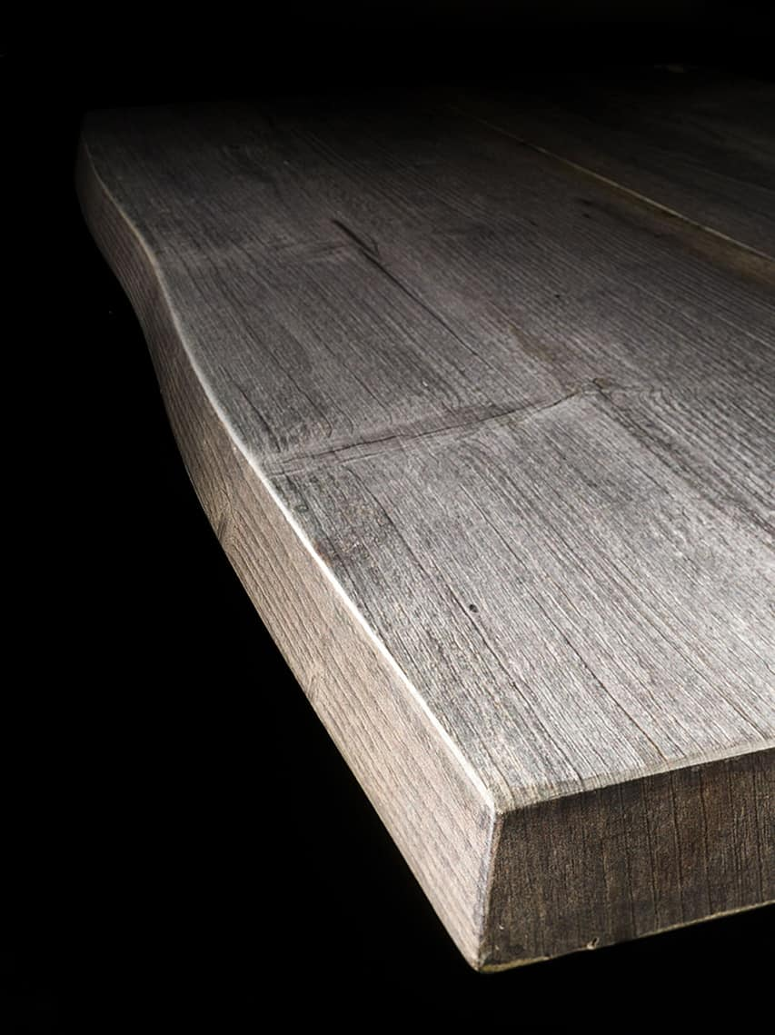 Wood Linear Table