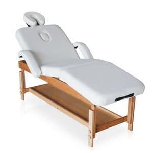 Cot professionelle Massage Kosmetikerin, Professionelle Massageliege, praktisch und komfortabel