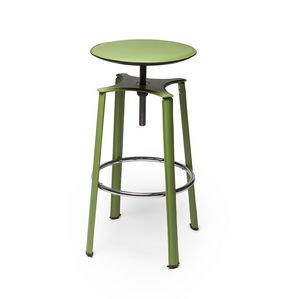 Set, Swivel and adjustable stool